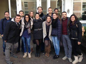 Студентска мобилност ERASMUS, Универзитет Federico II, Наполи, Италија (2014-2015)