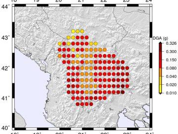 Neo-deterministic seismic hazard analysis; 2011-2013 (Финансиран од МОН, Билатерален проект со Н.Р. Кина)
