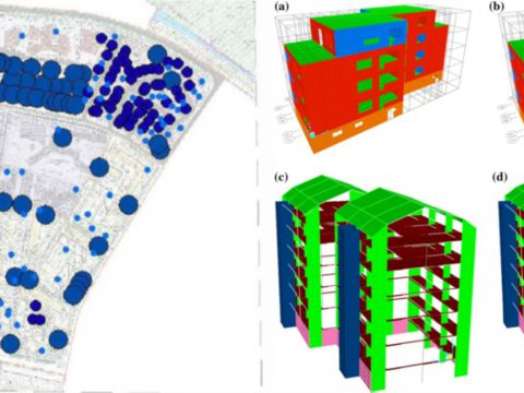 Project: Upgrading of the information system with new attributes for inventory and monitoring of the seismic stability and safety of existing buildings in Karposh municipality – GIS environment, 2012 – 2013 (Investor: Karposh municipality).
