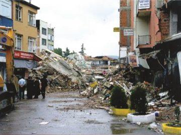 Izmir, Turkey, 1999