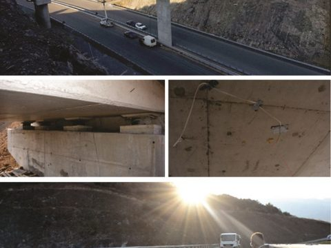 Project: Testing of overpass OP1 along Demir Kapija – Smokvica section by trial loading (Highway A1).