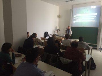 Мобилност на наставен кадар ERASMUS, University of Natural Resources and Life Sciences, Виена, Австрија (2015-2016)