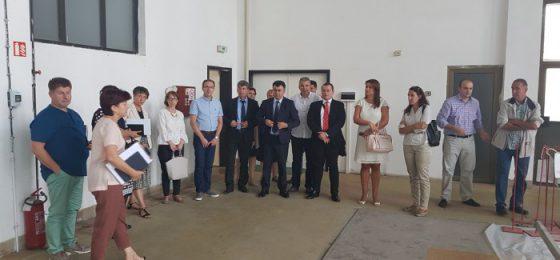 Посета на висока делегација од Министерството за образование и наука на Република Бугарија и Министерството за образование и наука на Република Македонија