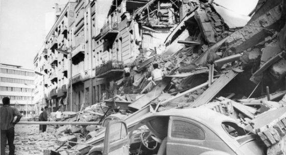 Одбележување на 55-годишнина од скопскиот земјотрес