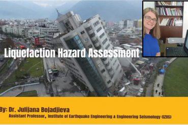 "Virtual seminar on the topic ""Liquefaction hazard assessment'' given at University of Manitoba, Canada"